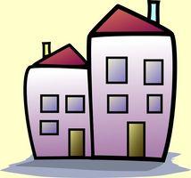 In Holland Staat Een Huis Kleurplaat