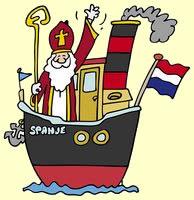 Kleurplaten Sinterklaas Zwarte Piet Stoomboot.Sinterklaas Kleurplaten Op Www Liedjesland Com